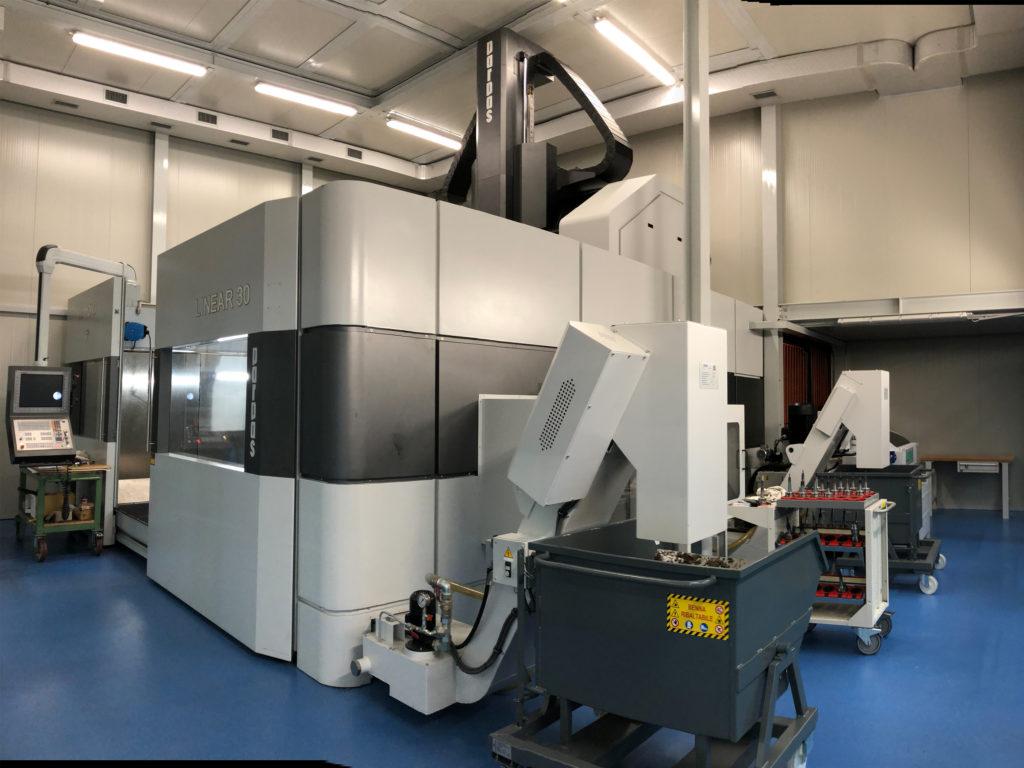 RS Meccanica - produzione